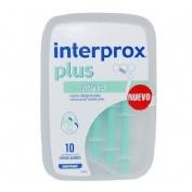 Interprox Plus Micro 10 cepillos interdentales