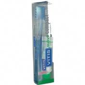 Vitis Cepillo Compact Suave + Pasta Dentífrica Aloe Vera 15 ml