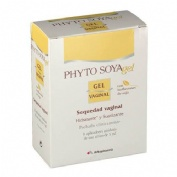 Phyto soya gel sequedad vaginal (5 ml 8 aplicadores)