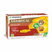 Arkoreal Jales Real Forte Plus1500 mg 20 ampollas bebibles