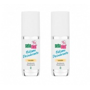 Sebamed Desodorante Bálsamo roll- on 2 x 50ml