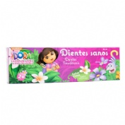 Dora exploradora pasta dental infantil (50 ml)