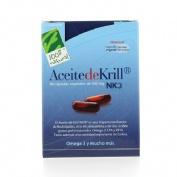 Aceite de krill nko (90 capsula vegetal)
