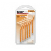 Lacer Cepillo Interdental - Extrafino Suave Angular