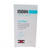 ACNIBEN MINIMIZADOR IMPERFECCIONES LOCALIZADAS - ISDIN TEEN SKIN (30 TOALLITAS)