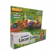 LACER JUNIOR MENTA GEL 75 ML