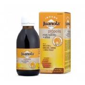 Juanola propolis jarabe con miel tomillo y altea (150 ml sabor miel)