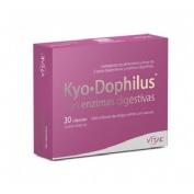 Kyo Dophilus Enzimas digestivas 30 cápsulas