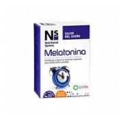 Ns melatonina (1.95 mg 30 comp masticables)