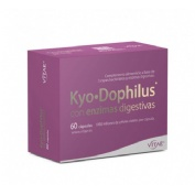 Kyo Dophilus Enzimas digestivas 60 cápsulas