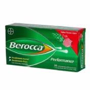 Berocca (frutos rojos 30 comp ef)