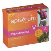 Apiserum vitaminado capsulas (30 caps)