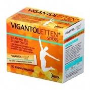 Vigantoletten sticks (30 sobres)