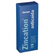 Zincation champu anticaida (200 ml)