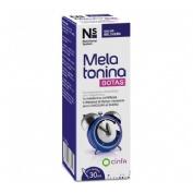 Ns melatonina gotas (1 mg 30 ml)