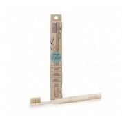 Cepillo Lacer Natur Bambú Adulto - Medio