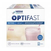 Optifast batido (54 g 9 sobres fresa)
