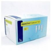 Aguja de insulina - novofine autocover (30g (0,3 mm  x 8 mm) 100 u)