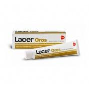 Lacer Oros Pasta Dentífrica Flúor 125 ml