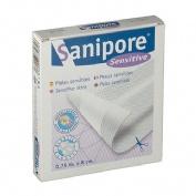 Sanipore - aposito adhesivo (banda 75 cm x 8 cm)