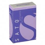 Sato detergente solido (pastilla 100 g)