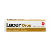 LACER OROS PASTA FLUOR 75 ML