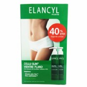 ELANCYL CELLU-SLIM VIENTRE PLANO  PACK DUO 150 M