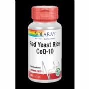 Red Yeast Rice Co-Q10 60 VegiCaps