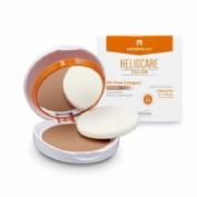 Heliocare Compacto Oil-Free Color Brown SPF50