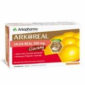 ARKO JALEA REAL + GINSENG 20 Ampollas bebibles