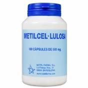 Metilcelulosa 500 mg 100 capsulas
