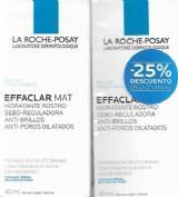 Effaclar Mat La Roche Posay duplo 2x 40 ml