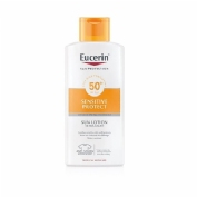 Eucerin Sun Loción Extra Light Sensitive Protect SPF50+ 400 ml