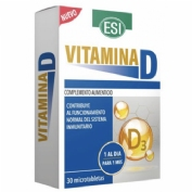 Vitamina D 30 microtabletas