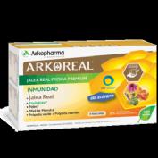 Arkoreal Jalea Real Inmunidad sin azúcar 20 ampollas bebibles