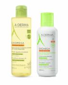 Aderma Exomega Pack Aceite 500 ml + Crema 400 ml