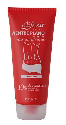 E´lifexir vientre plano activ crema reductora (200 ml)