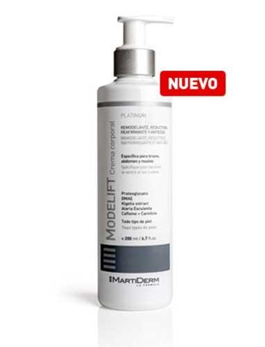 Martiderm modelift crema corporal (200 ml)