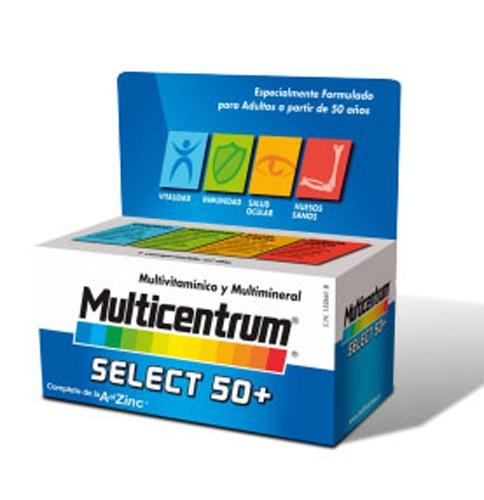 MULTICENTRUM SELECT 50+ 30 COM