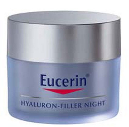 EUCERIN HYALURON-FILLER CREMA DE NOCHE 50 ML
