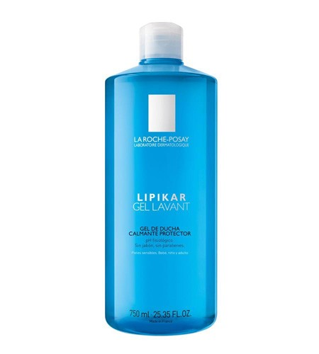 LIPIKAR GEL DUCHA 750 ML