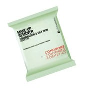 Comodynes make up remover combination oily skin - convenient cosmetics (20 toallitas)