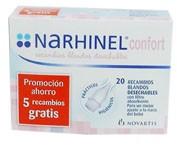 NARHINEL CONFORT REC ASPIR 20U