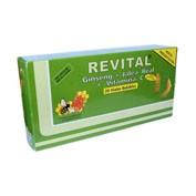 Revital amp bebible (20 ampollas)