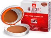 HELIOCARE COMP COL BROWN SPF50