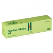 PEROXIBEN  50 mg/g GEL, 1 tubo de 60 g
