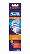 Cepillo dental electrico recargable recambio - oral-b drumbrush eb 30-3 (3 u)