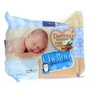Chelino fashion & love toallitas infantiles (20 toallitas)