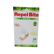 REPEL BITE NATURAL PARCHES 24U