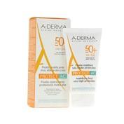 A-derma protect fluido spf 50+ ac matificante (40 ml)